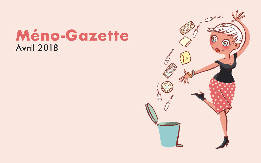 Méno-Gazette: notre actu